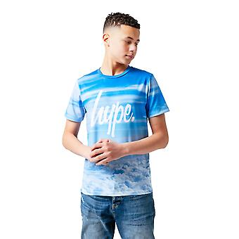 Hype Childrens/Kids Clouds T-Shirt