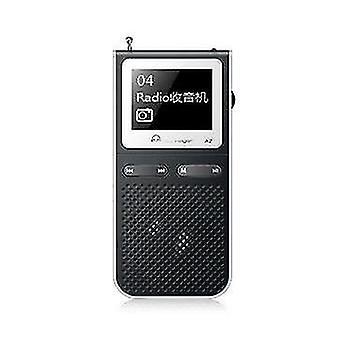IQQ A2 8GB MP3 Player with Loud Speak External Sound 100 Hours Standby Support