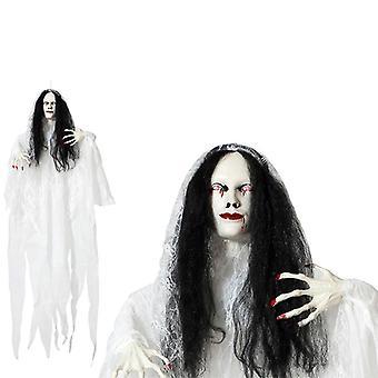 Halloween-koristeet Ruumis morsian (120 Cm)