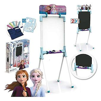 2 i 1 Board Frozen 2 Chicos (12 stk) (37 x 32 x 98 cm)