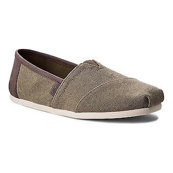 Men's Casual Trainers CLASSIC Toms 10009900  Green