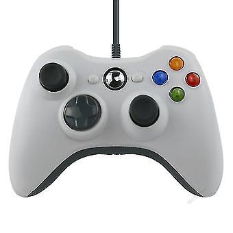 Xbox 360 /ウィンドウズ 7 / 8 / 10用 1 Usb 有線ゲームパッドで 4