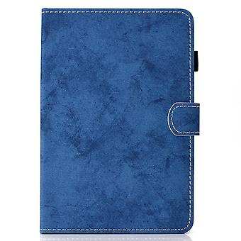 Case For Ipad 6 9.7 2018 Cover With Auto Sleep/wake Magnetic - Blue