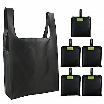 Reusable Shopping Bags Foldable Large Grocery Bags