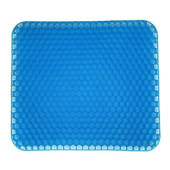 Almofada de ovo respirável summer cool gel honeycomb (M)
