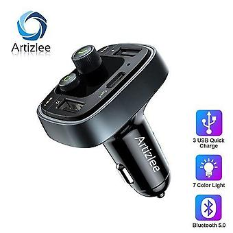 Pd Port And Dual Usb Car Charger