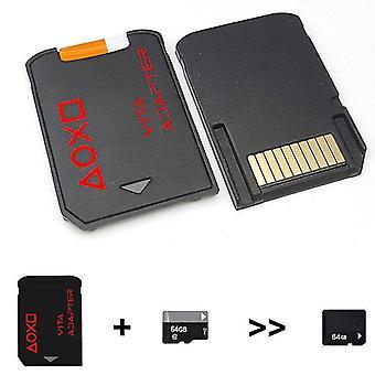 3.0 Sd2vita For Ps-vita Memory-card For Psvita Game-card