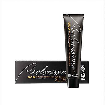 Permanente kleur Creme Revlonissimo Hoge dekking Revlon Nº 6.12 (60 ml)