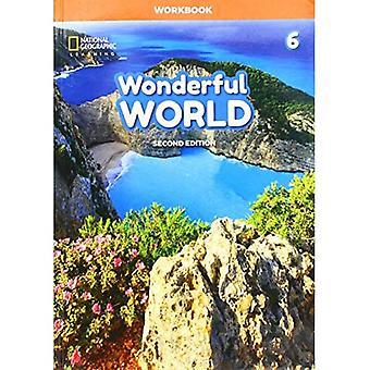 Wonderful World 6: Workbook