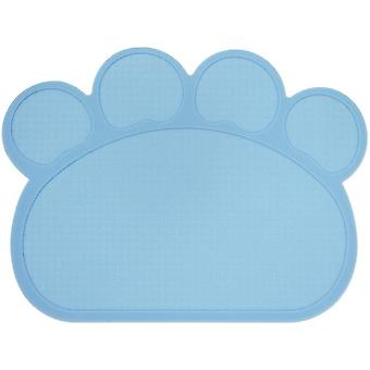 Pet Placemat For Dog And Cat Mat For Prevent Food And Water Overflow