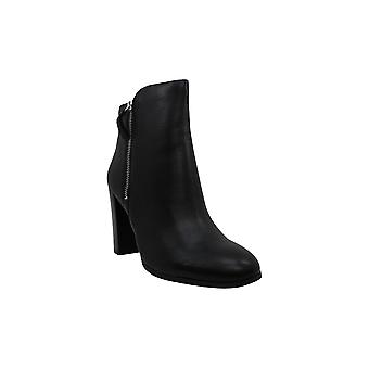 Kenneth Cole New York Women's Shoes Justin zip bootie Closed Toe Ankle Fashion Boots