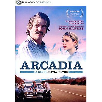 Arcadia [DVD] USA import