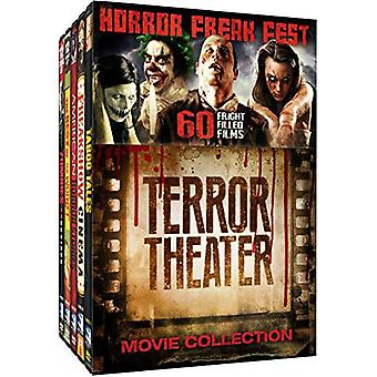 Horror Freak Fest: Bundle Pack [DVD] Stati Uniti importare