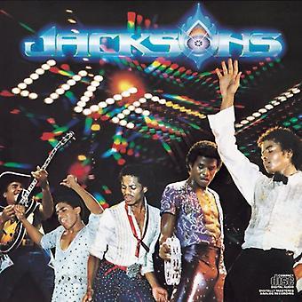 Jacksons - Live [CD] USA import