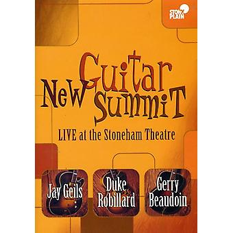 New Guitar Summit - Live at the Stoneham Theatre [DVD] USA import