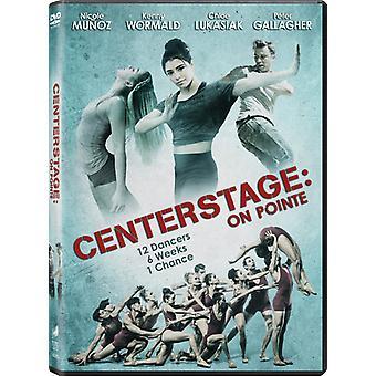 Sentrum: På Pointe [DVD] USA importere
