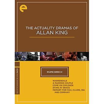 Eclipse 24: Actuality Dramas [DVD] USA import