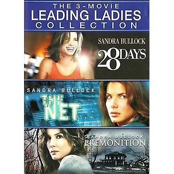 28 dagen / Net / voorgevoel [DVD] USA import