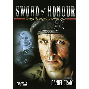 Espada de honor [DVD] USA importar