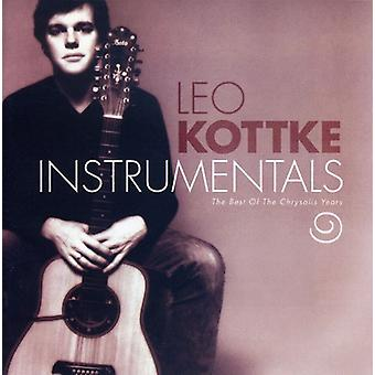 Leo Kottke - Best of l'importation USA années chrysalide [CD]