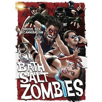 Bad Salz Zombies [DVD] USA importieren