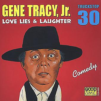 Gene Tracy Jr. - Gene Tracy Jr.: Tracy, Gene Jr.: Vol. 30-Love Lies & Laughter [CD] USA import
