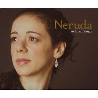 Luciana Souza - Neruda [CD] USA import