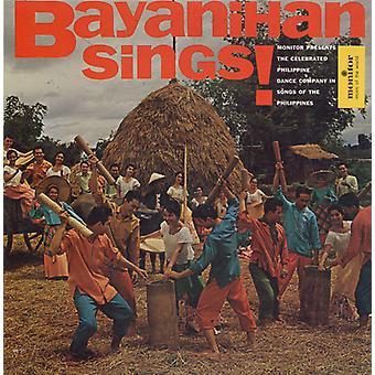 Bayanihan Philippine Dance Company - Bayanihan Sings! [CD] USA import