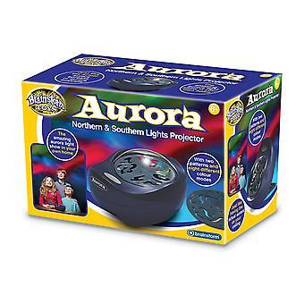 Brainstormen speelgoed Aurora noordelijke & zuidelijk lichten Projector