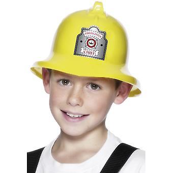 Casque pour le costume d'enfants de feu pompier enfants Hat