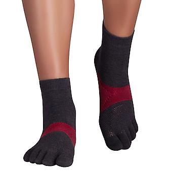 Knitido running toe socks running TS in 3D-Strick without grip
