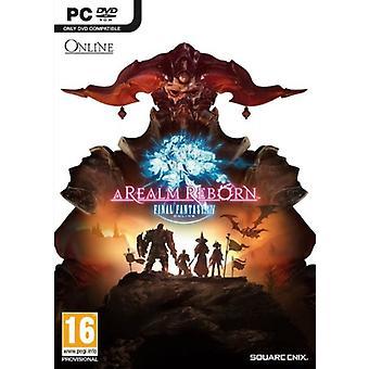 Final Fantasy XIV Standard Edition (PC DVD)-nytt