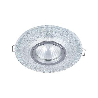 Maytoni verlichting metaal naar beneden van licht omlaag licht, wit + chroom