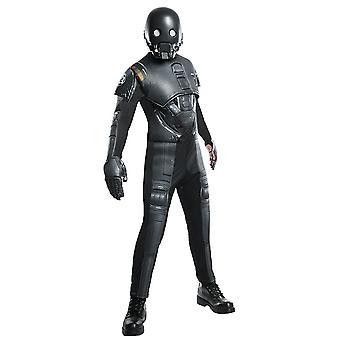 K-2SO droid Deluxe Star Wars kostuum voor volwassen mannen
