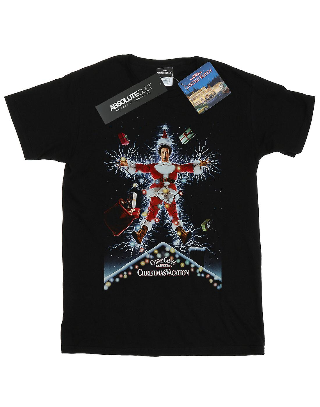 National Lampoon's Christmas Vacation Girls Poster T-Shirt