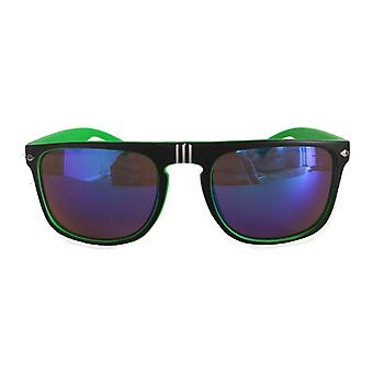 Viper Wayfarer (Black/green)