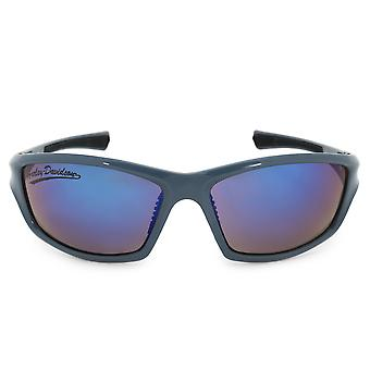 Harley Davidson Sports Sunglasses HDS0621 BLGUN 3F 63