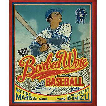 Drut kolczasty Baseball Marissa Moss - Yuko Shimizu - 9781419705212 B