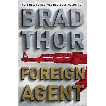 Ekstern Agent (bibliotek edition) av Brad Thor - 9781471151934 bok