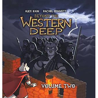 西深 - レイチェル ・ ベネットによって 2 巻 - アレックス ケイン - 978 を超えて