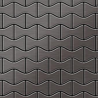 Metall mosaik TITANLEGERING Kismet-Ti-SB