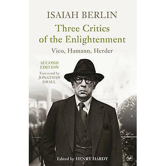 Drei Kritiker der Aufklärung durch Jesaja Berlin - 9781845952136 B
