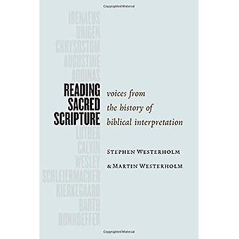Behandlingen heliga skrift: Röster från historien av biblisk tolkning