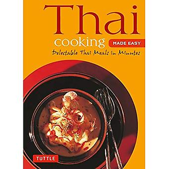 Thai Cooking Made Easy: Delectable Thai Meals in Minutes (Tuttle Mini Cookbook)