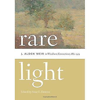 Rare Light - J. Alden Weir à Windham (Connecticut), 18821919 (grenats livres)