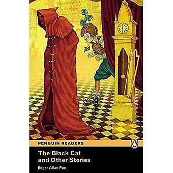 Svarta katten och andra berättelser: nivå 3, RLA (Penguin Longman pingvin läsare)