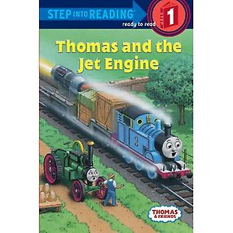 Thomas en de Jet-Engine