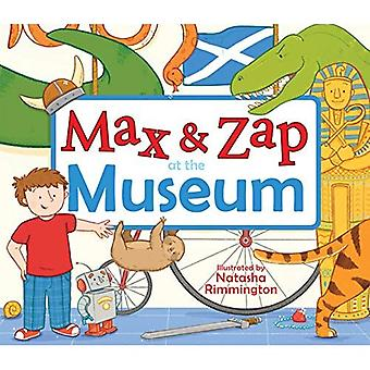 Max and Zap at the Museum� (Picture Kelpies)