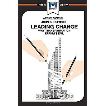 Leading Change (The Macat Library)