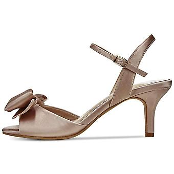 Charter Club Womens Ulivof Open Toe Casual Slingback Sandals